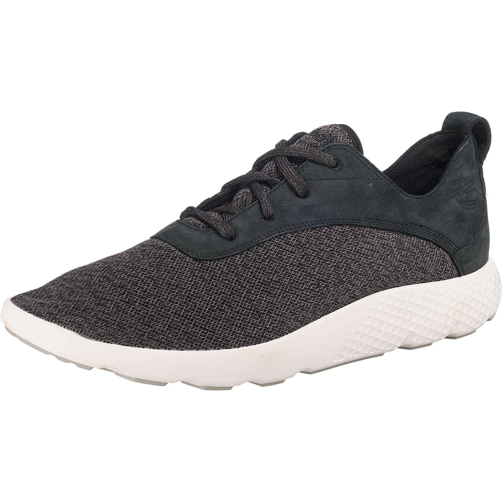 Timberland Flyroam F/L Ox Black Sneakers Low schwarz Herren Gr. 42
