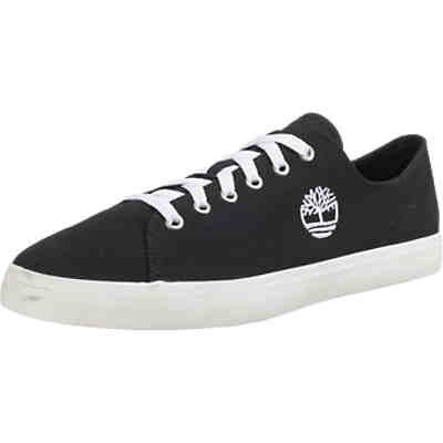 Union Wharf Lace Oxf Jet Black Sneakers Low