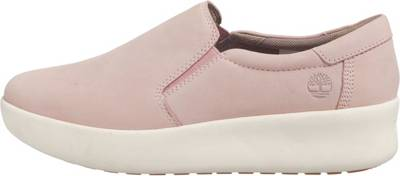 Timberland, Berlin Park Slip On Cameo Rose Sportliche