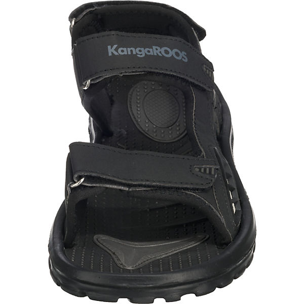 schwarz Hesa Hesa KangaROOS Komfort schwarz Sandalen Komfort KangaROOS Sandalen qx6EwP1SS