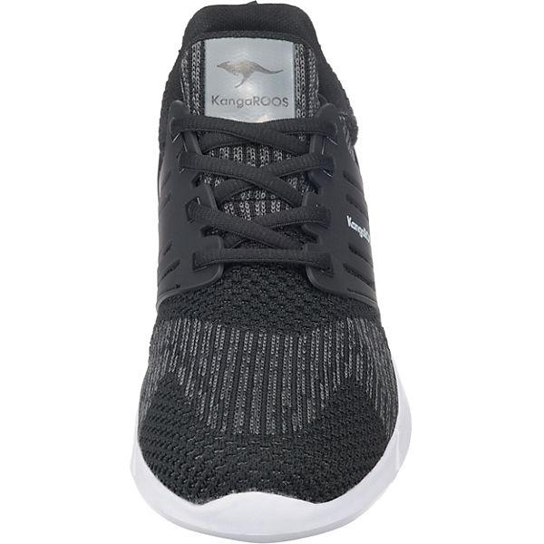 KangaROOS, Draga Turnschuhes Niedrig, beliebte schwarz Gute Qualität beliebte Niedrig, Schuhe 62e859
