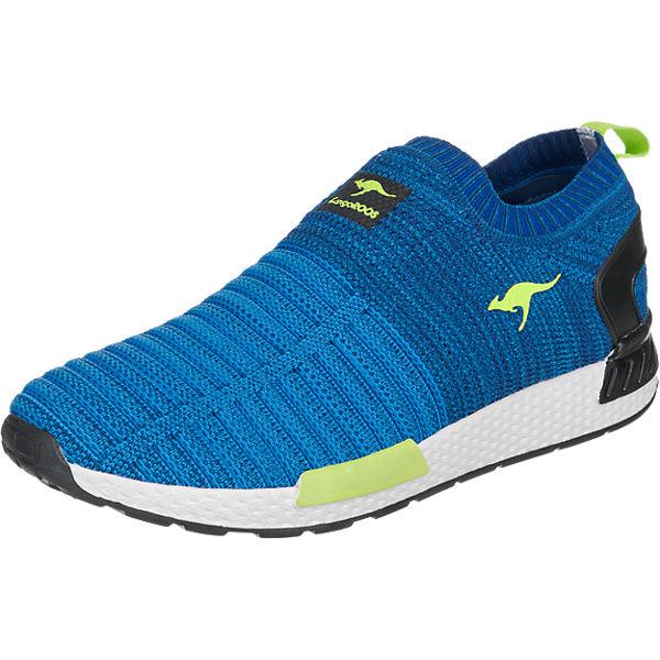 blau KangaROOS kombi Sneakers W 600 Low IIwSpH