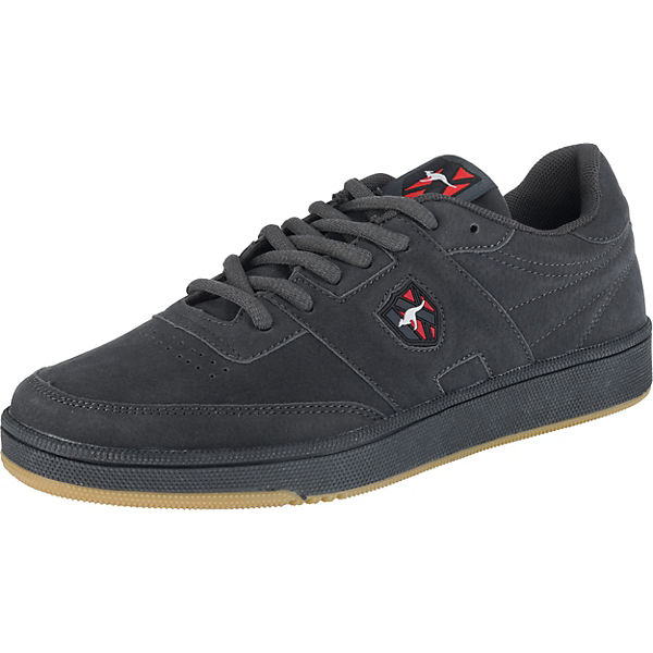Cup KangaROOS Retro Low Sneakers schwarz 55rwTXxq