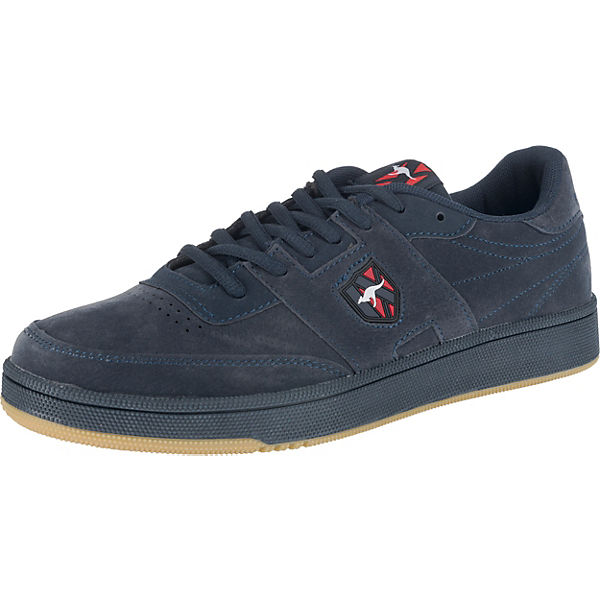 KangaROOS Retro Cup Sneakers Low dunkelblau