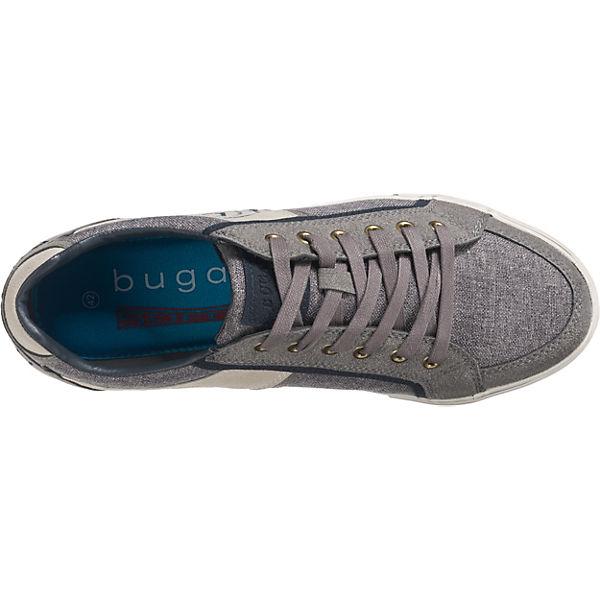 fdc018fd87eebb bugatti, Sneakers Low, grau   mirapodo