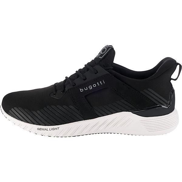 bugatti, Sneakers Low, Low, Sneakers schwarz   d0e917