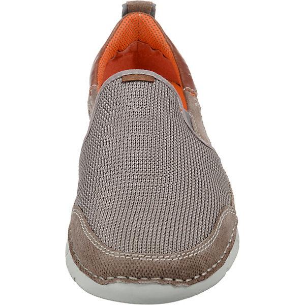 bugatti On On Sneaker bugatti On grau Slip Slip grau Slip bugatti Sneaker 7qRUzwH5