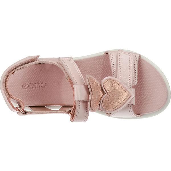 ecco Sandalen für Mädchen rosa