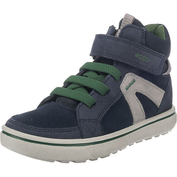 ecco Sneakers High für Jungen blau