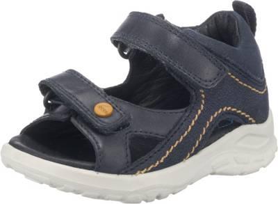 ecco, Baby Sandalen für Jungen, blau