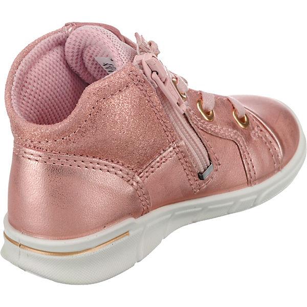 ecco Lauflernschuhe für Mädchen rosa