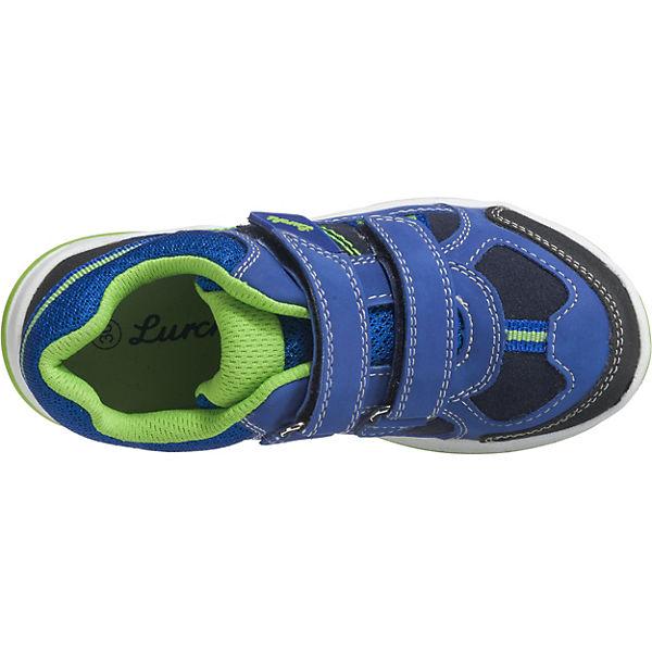 Lurchi Sneakers für Jungen blau