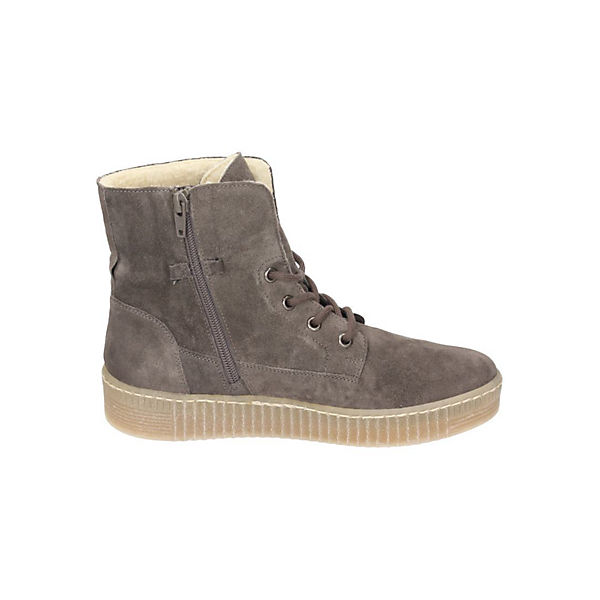 Gabor Gabor Stiefeletten Warmfutter beliebte grau  Gute Qualität beliebte Warmfutter Schuhe 91cf5e