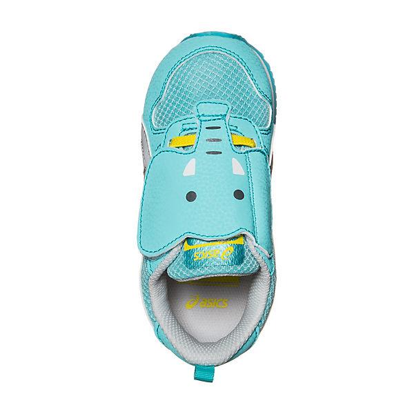 ASICS Baby Sportschuhe blau/weiß