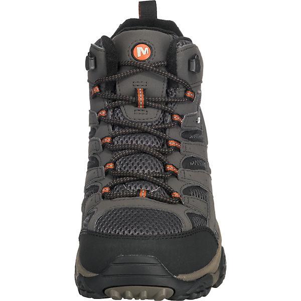 MERRELL, Moab Trekkingstiefel, 2 MID GTX Trekkingstiefel, Moab grau-kombi   bd70a9