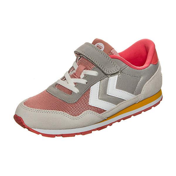 hummel Kinder Sneakers grau