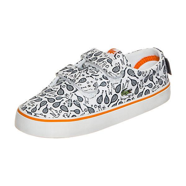 LACOSTE Baby Sneakers weiß