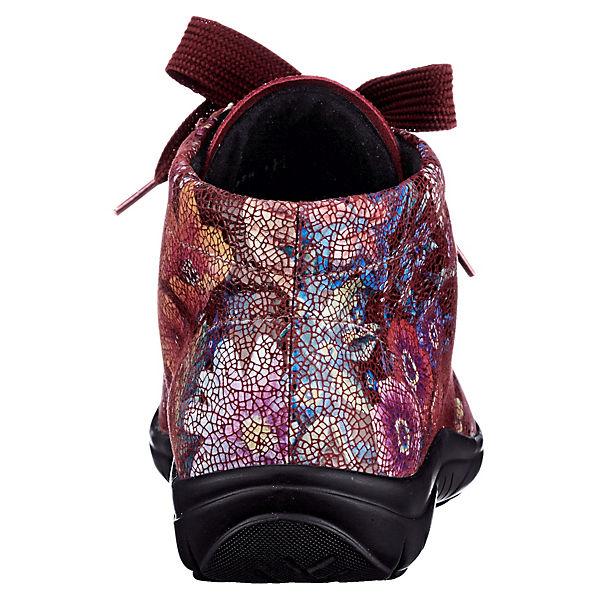 Naturläufer, Schnürschuhe, rot-kombi rot-kombi rot-kombi  Gute Qualität beliebte Schuhe 2dba8b
