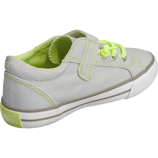 s.Oliver Sneakers für Jungen grau