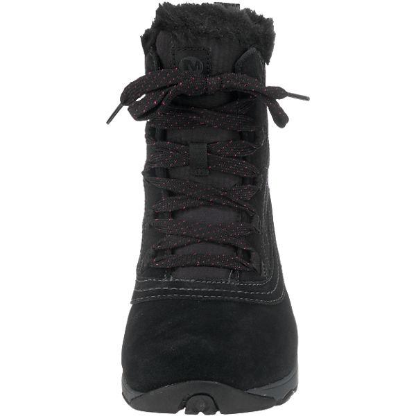 MERRELL, Ryeland Mid Polar Stiefeletten, schwarz Schuhe  Gute Qualität beliebte Schuhe schwarz 619199