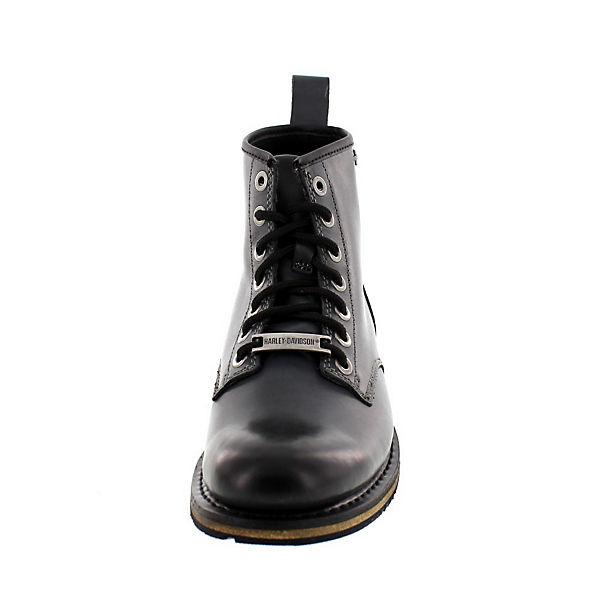 Harley Davidson, Desert Boots JOSHUA, schwarz  Gute Qualität beliebte Schuhe