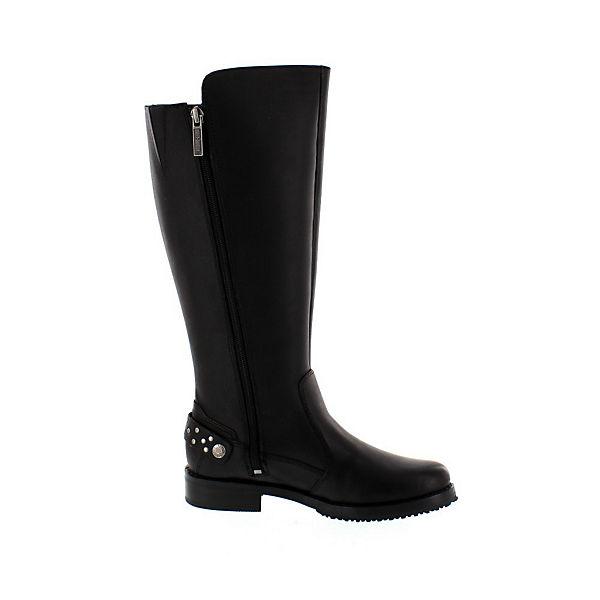 Harley Davidson, Klassische Stiefel Qualität MOLLIE, schwarz  Gute Qualität Stiefel beliebte Schuhe e600d0
