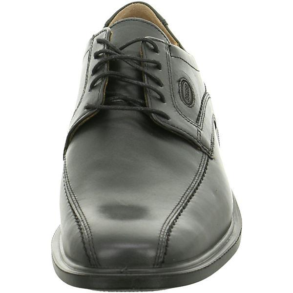 JOMOS, Schnürschuhe, schwarz  Gute Qualität beliebte Schuhe