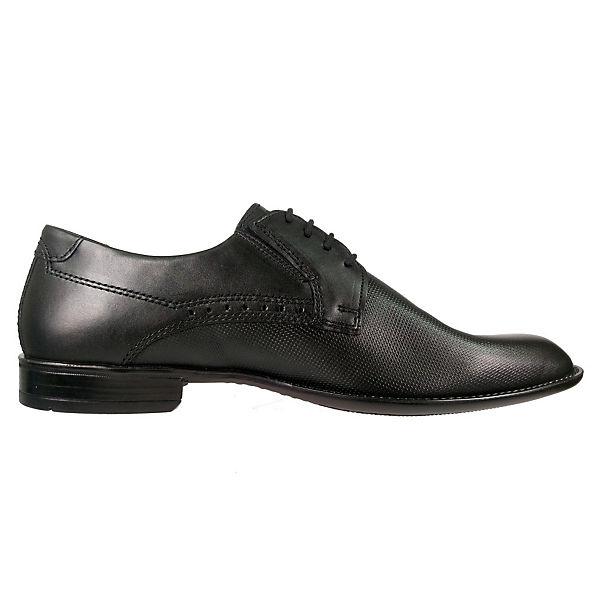 FRETZ Gute men, Business-Schnürschuhe, schwarz  Gute FRETZ Qualität beliebte Schuhe 553a2c