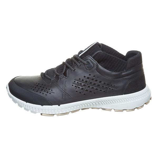 ecco, Sneakers Low, schwarz schwarz Low,   847c44