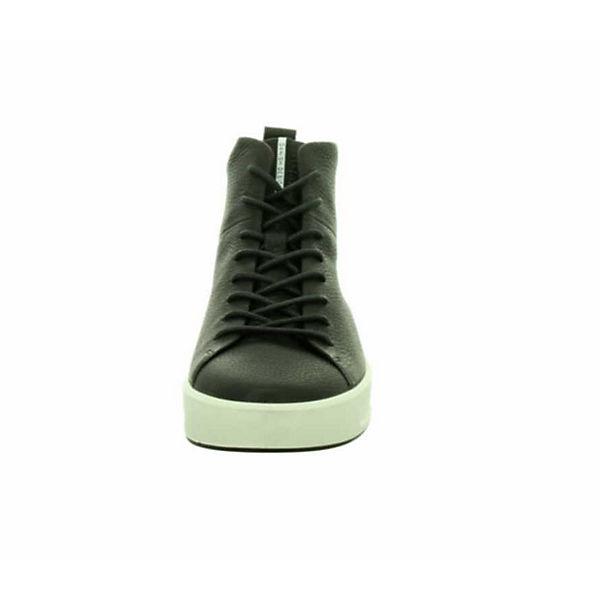 ecco, Sneakers High, schwarz  Gute Qualität beliebte Schuhe Schuhe Schuhe 0999b4