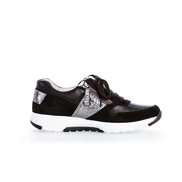 Gabor, Schnürschuhe, schwarz schwarz schwarz  Gute Qualität beliebte Schuhe 45027b