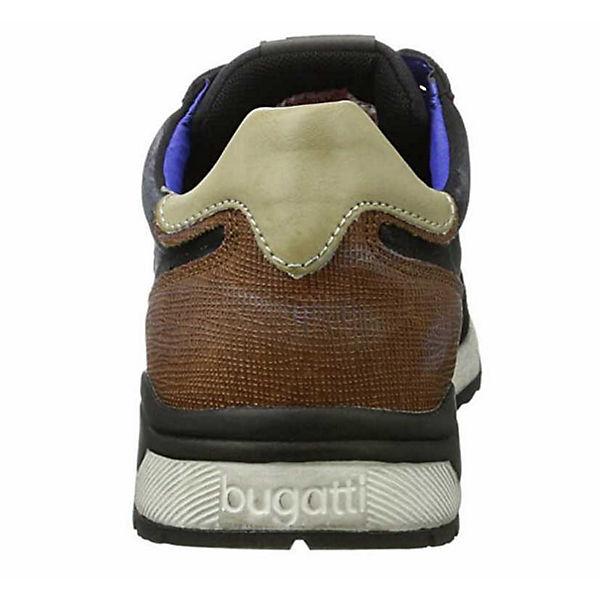 bugatti, Gute Sneakers Low, schwarz  Gute bugatti, Qualität beliebte Schuhe 879424