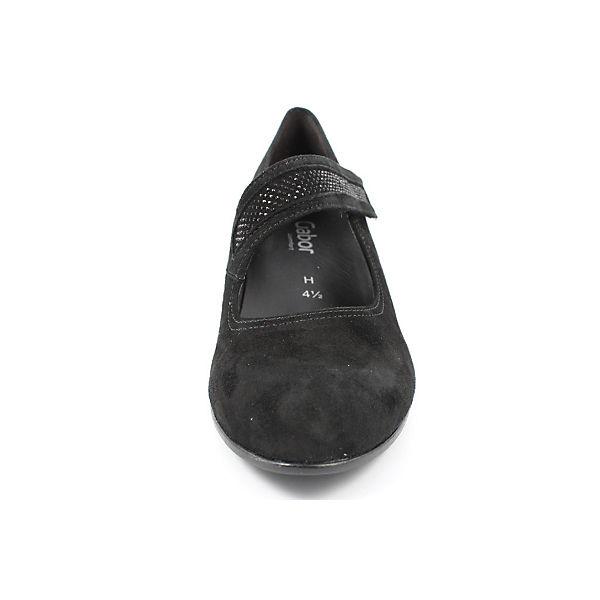 Gabor Komfort-Pumps schwarz