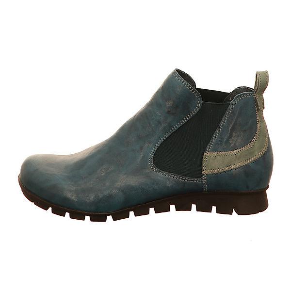 Think! Klassische Stiefeletten blau  Schuhe Gute Qualität beliebte Schuhe  9f094a