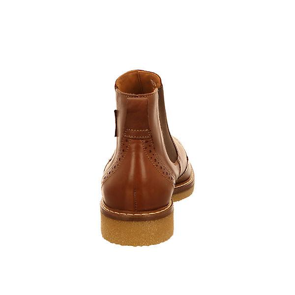 MEPHISTO Chelsea Boots braun