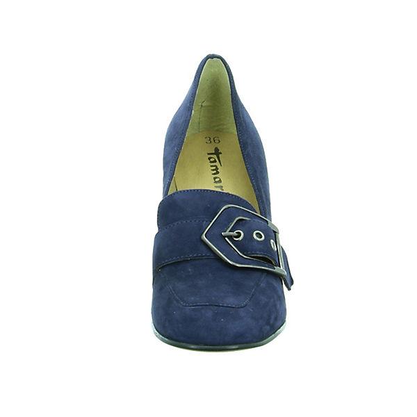 Tamaris, Klassische Pumps, Qualität blau  Gute Qualität Pumps, beliebte Schuhe 5ca4e2