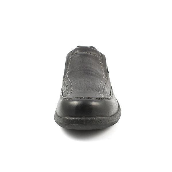 ara Klassische Slipper schwarz