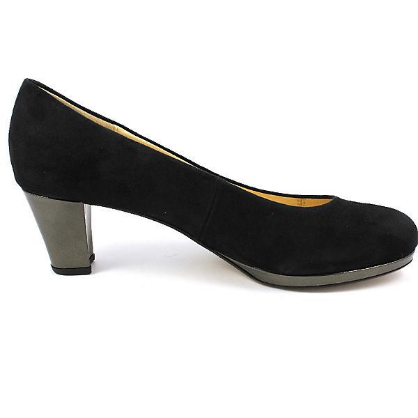 Gabor, Klassische Pumps, schwarz Schuhe  Gute Qualität beliebte Schuhe schwarz 50e503