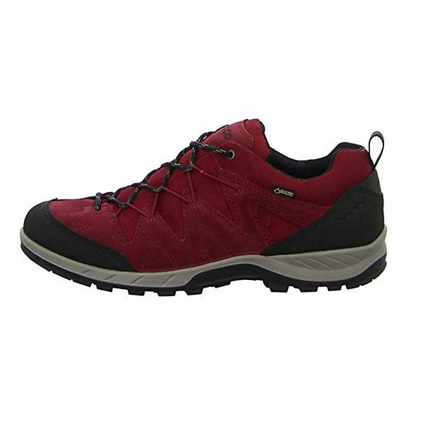 ecco, Schnürschuhe, rot  Gute Qualität beliebte beliebte beliebte Schuhe e6c1ba
