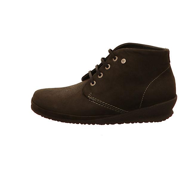 Wolky, Schnürstiefeletten, dunkelbraun  beliebte Gute Qualität beliebte  Schuhe c9d758