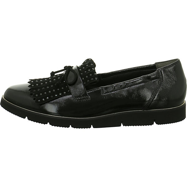 Paul Green, Loafers, Loafers, Loafers, schwarz   c4bed9