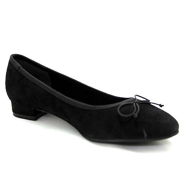 Tamaris, Klassische Gute Ballerinas, schwarz  Gute Klassische Qualität beliebte Schuhe cb7226