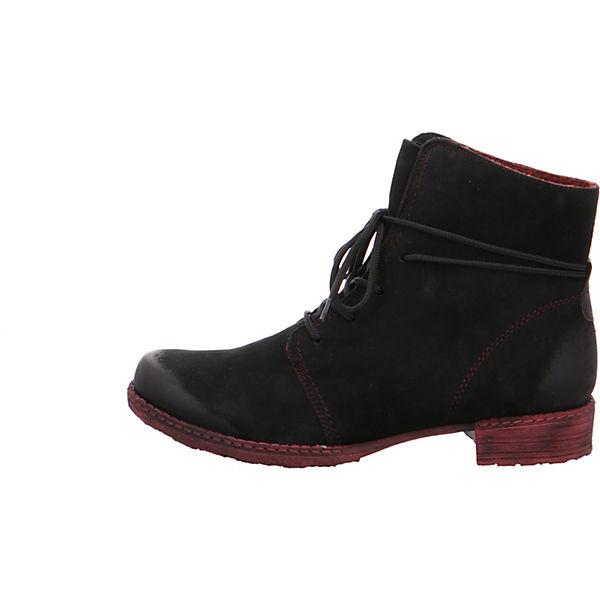 remonte Schnürstiefeletten schwarz  Gute Qualität beliebte Schuhe