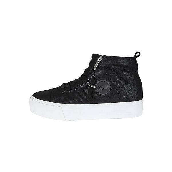High Sneakers COLMAR schwarz DURDEN HIGH LEFT fqn8wx76p