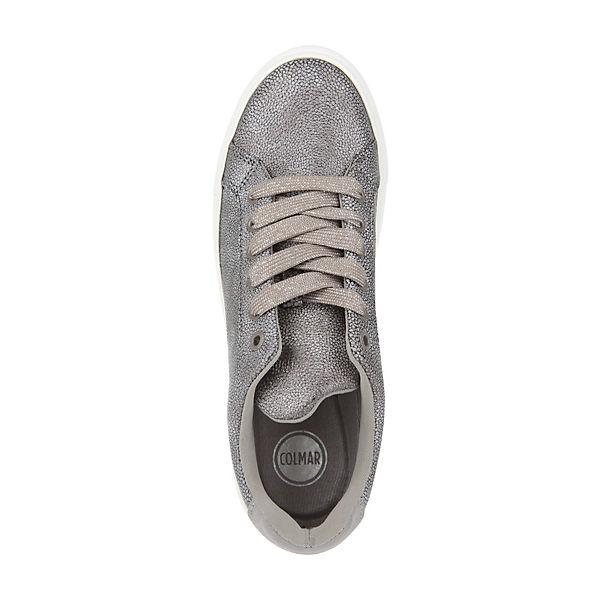 COLMAR, Sneakers BRADBURY OCTANE Sneakers COLMAR, Low, silber   ebb587
