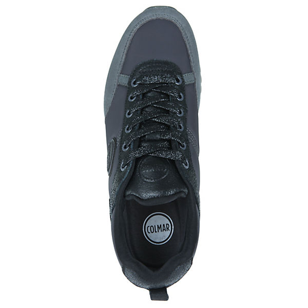 Low kombi COLMAR Sneakers TRAVIS grau STARS 1qYwxBt4z