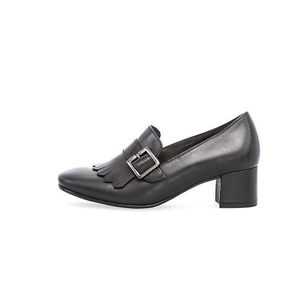 Gabor, schwarz Klassische Pumps, schwarz Gabor,  Gute Qualität beliebte Schuhe 075794