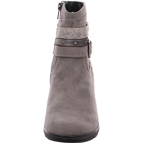 Jana Gute Klassische Stiefeletten grau  Gute Jana Qualität beliebte Schuhe 6dcbc6