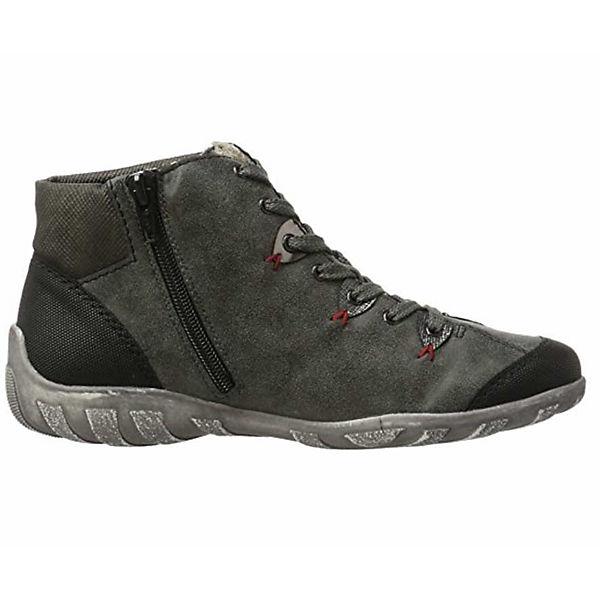 rieker, Klassische Stiefeletten, grau Schuhe  Gute Qualität beliebte Schuhe grau 45c588