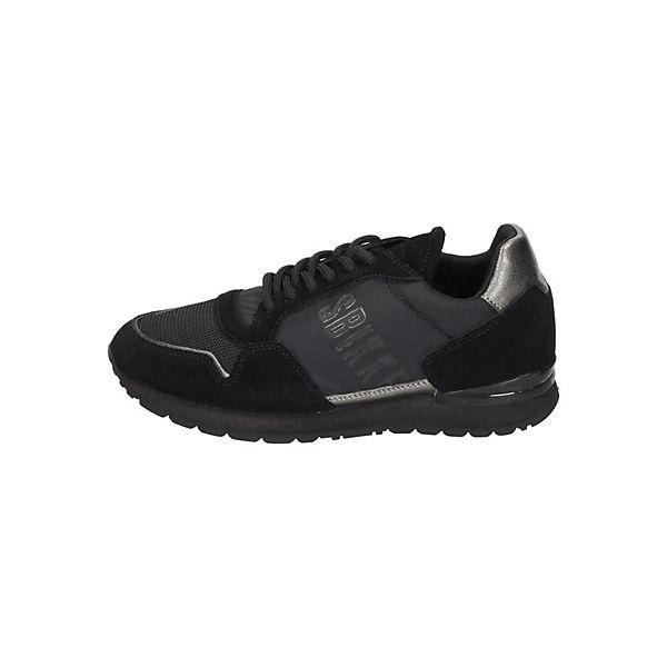 Bikkembergs, Sneakers Low, schwarz